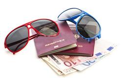 Паспорта с визами в Великобританию
